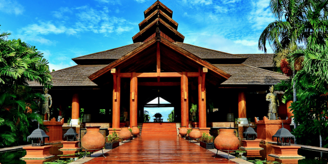 Aureum Palace Hotel & Resort, Bagan