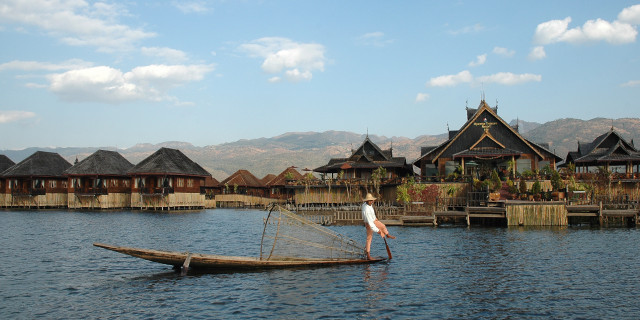 Myanmar Treasure Resort - Inle