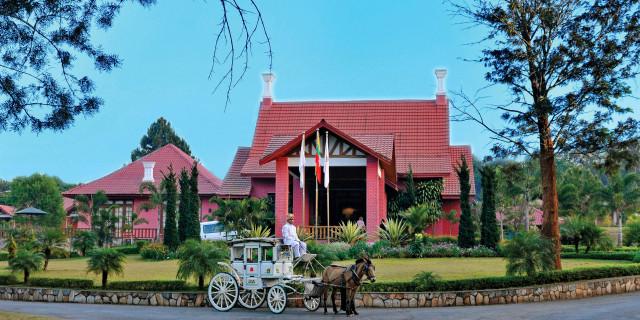 Aureum Palace Hotel & Resort, Pyin Oo Lwin