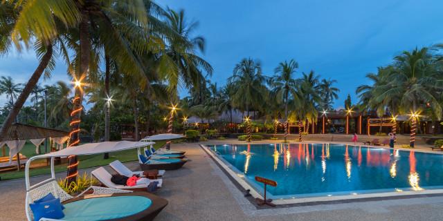 Aureum Palace Hotel & Resort, Ngwe Saung