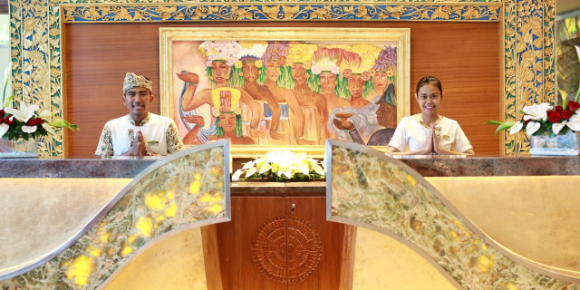 SenS Hotel & Spa + Conference Ubud Town Centre