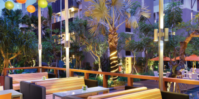 HARRIS Hotel & Residences Sunset  Road - Bali