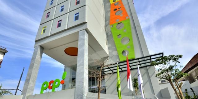 POP! Hotel Stasiun Kota