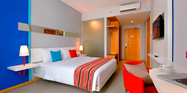 Metro Indah Bandung Hotel (Associated FOX HARRIS)